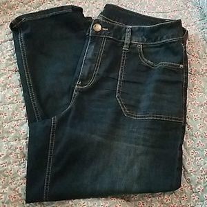 Lane Bryant Capri Jeans